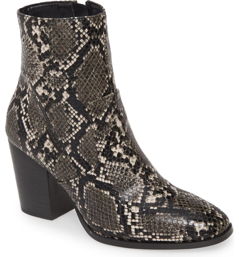 STEVE MADDEN Dallas Bootie, Main, color, 037
