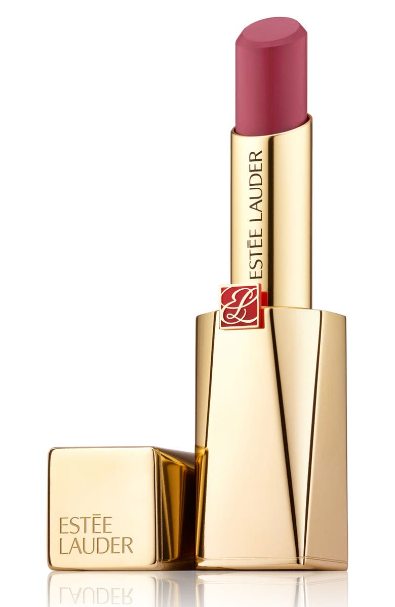 ESTÉE LAUDER Pure Color Desire Rouge Excess Crème Lipstick, Main, color, INSIST-MATTE
