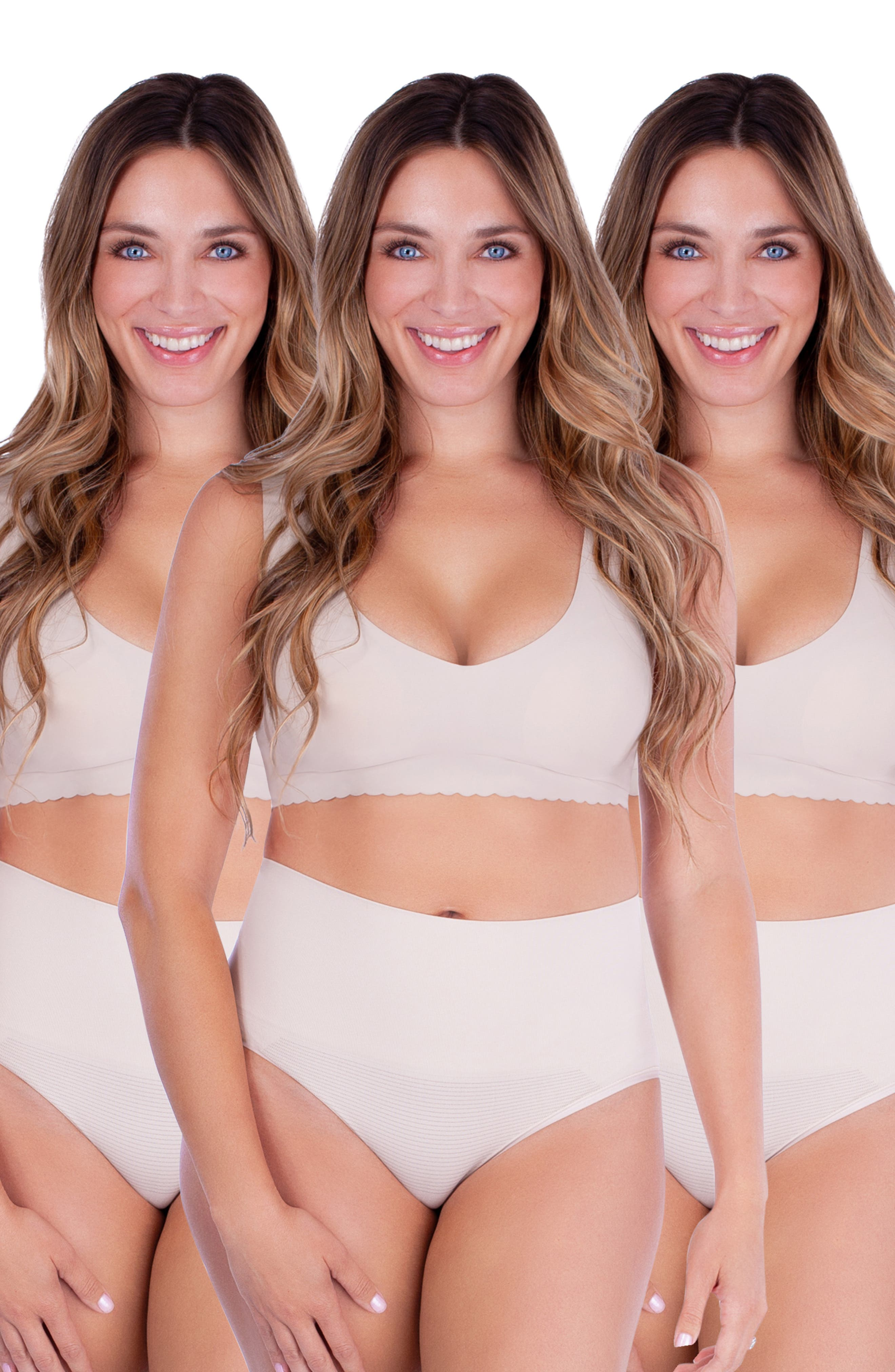 Women's Belly Bandit C-Section Recovery 3-Pack Briefs