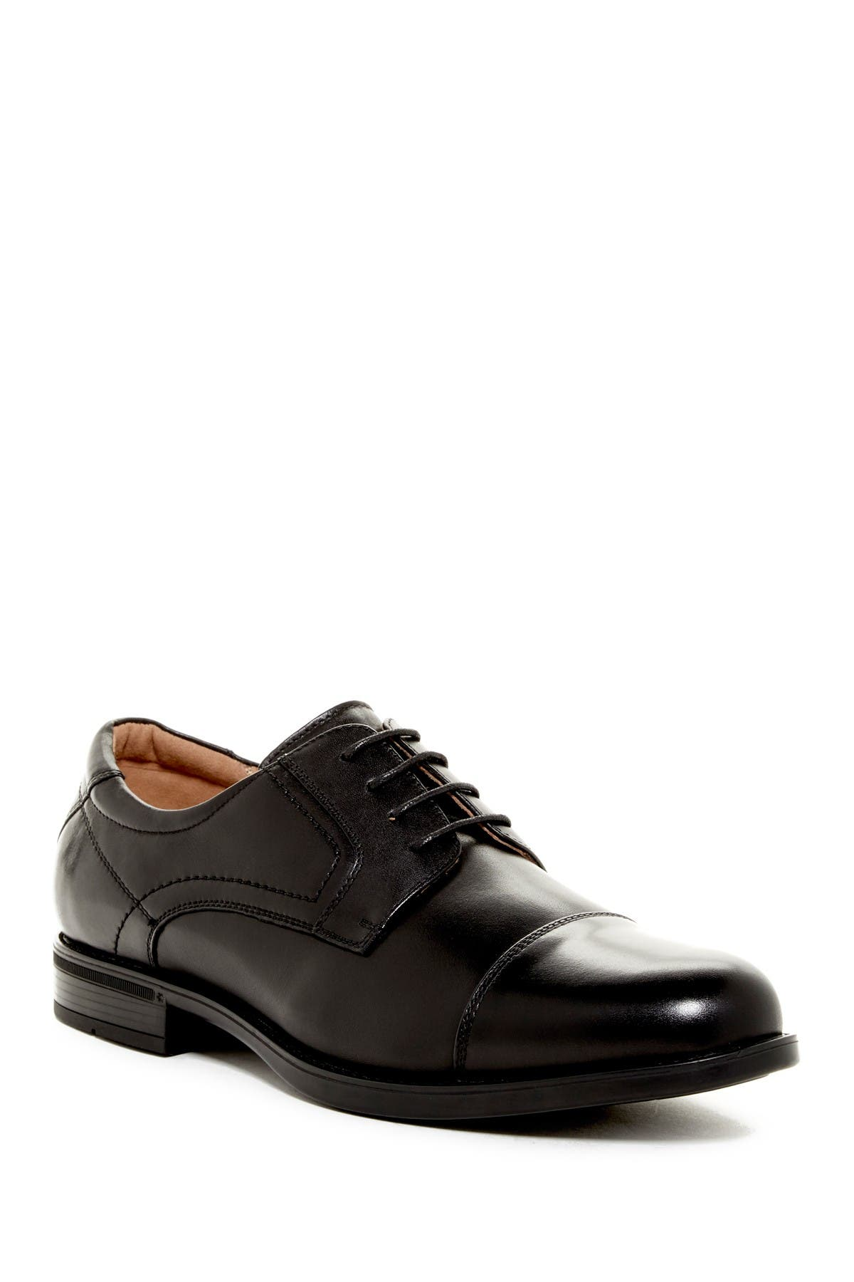 Image of Florsheim Center Cap Toe Derby - Wide Width Available