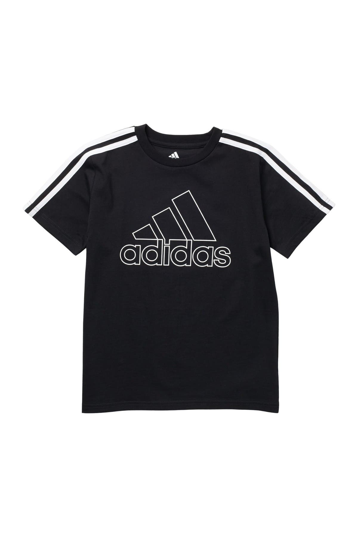 Image of adidas 3 Stripe T-Shirt