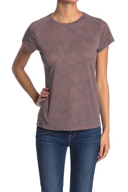 Image of MOUNTAIN HARDWEAR Right On Short Sleeve Performance T-Shirt