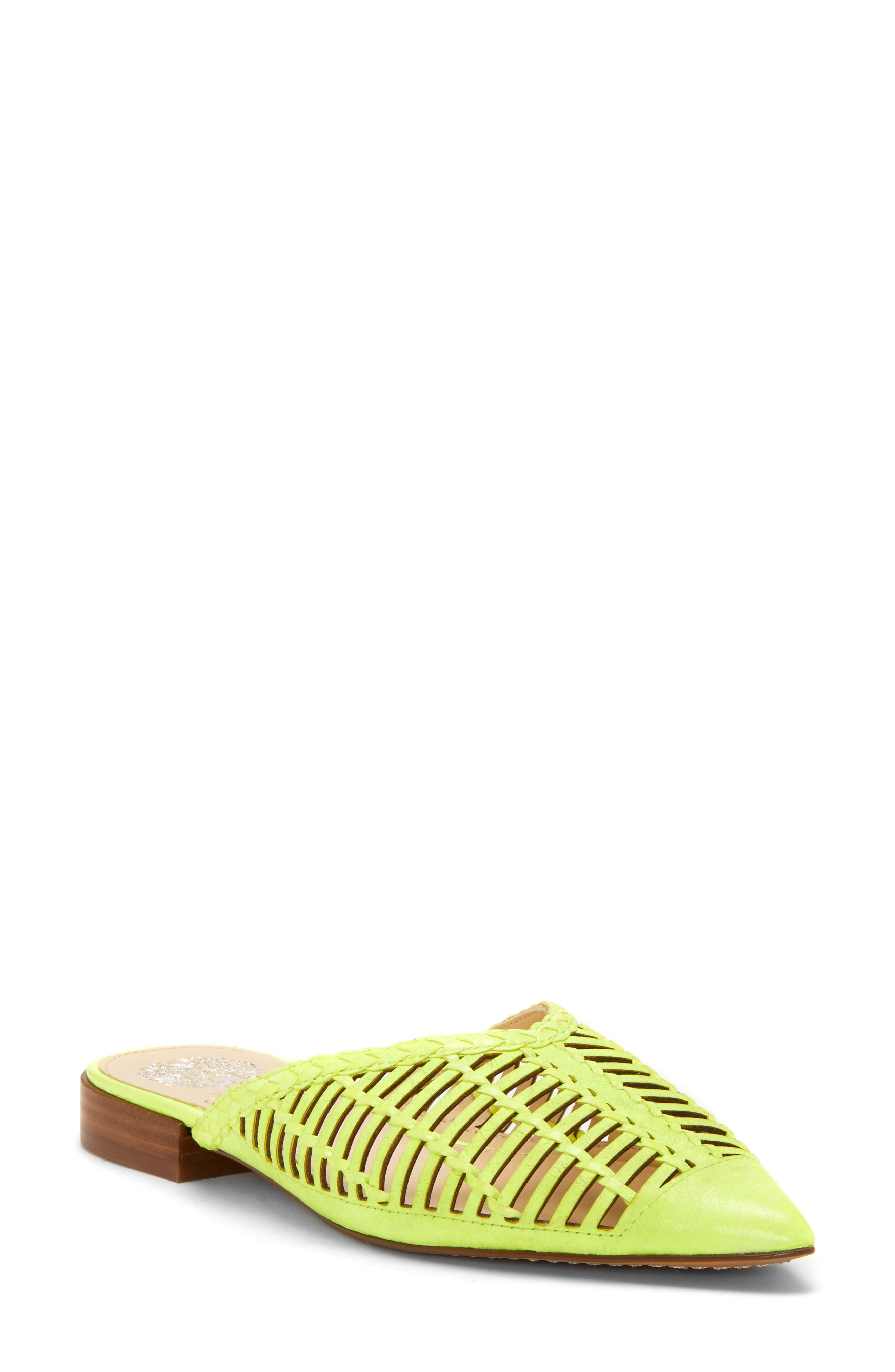 Vince Camuto Morley Woven Pointy Toe Mule (Women)