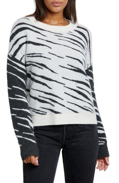 Rails Sweaters LANA TIGER STRIPE SWEATER