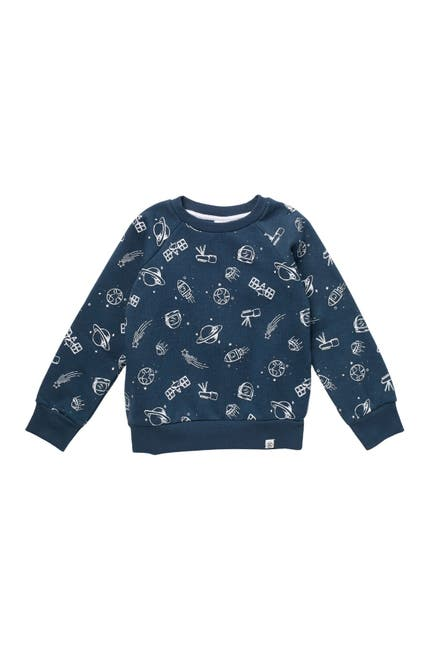 Image of Sovereign Code Bryson Crew Neck Sweater