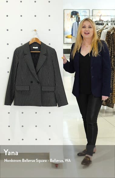 Becky Boxy Blazer, sales video thumbnail
