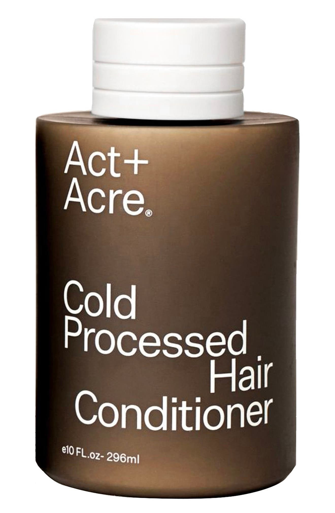 Act+Acre Cold Processed Hair Conditioner in No Color at Nordstrom