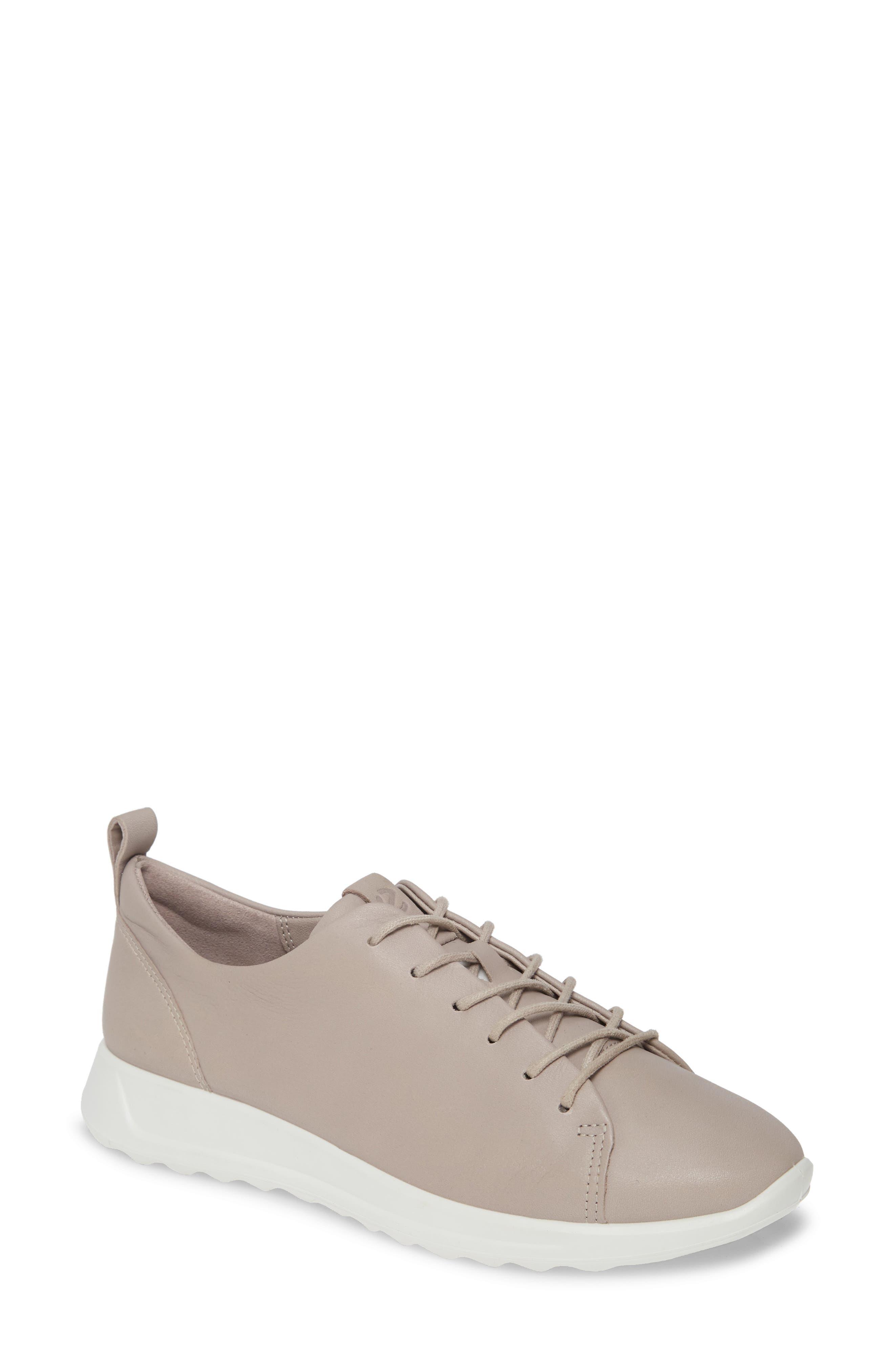 Ecco Flexure Running Shoe, Beige