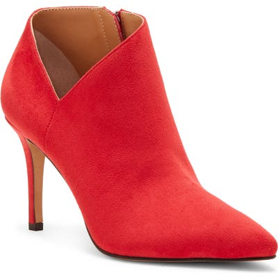 Jessica Simpson Abille Bootie, Red