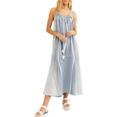 Endless Summer By Free People Paradise Maxi Dress, Blue