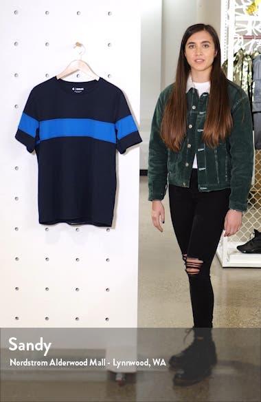 Smash Stripe T-Shirt, sales video thumbnail