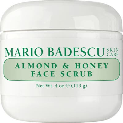 Mario Badescu Almond & Honey Face Scrub, oz