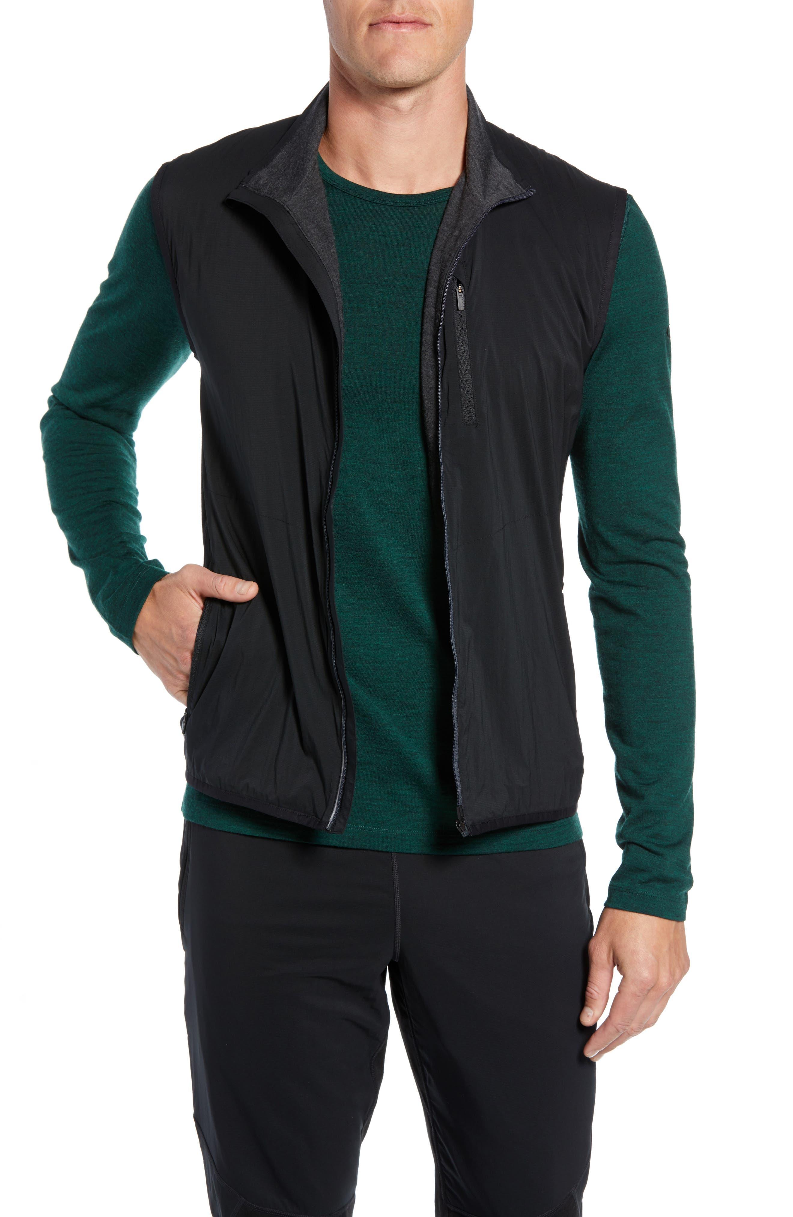 Icebreaker Tech Trainer Hybrid Vest