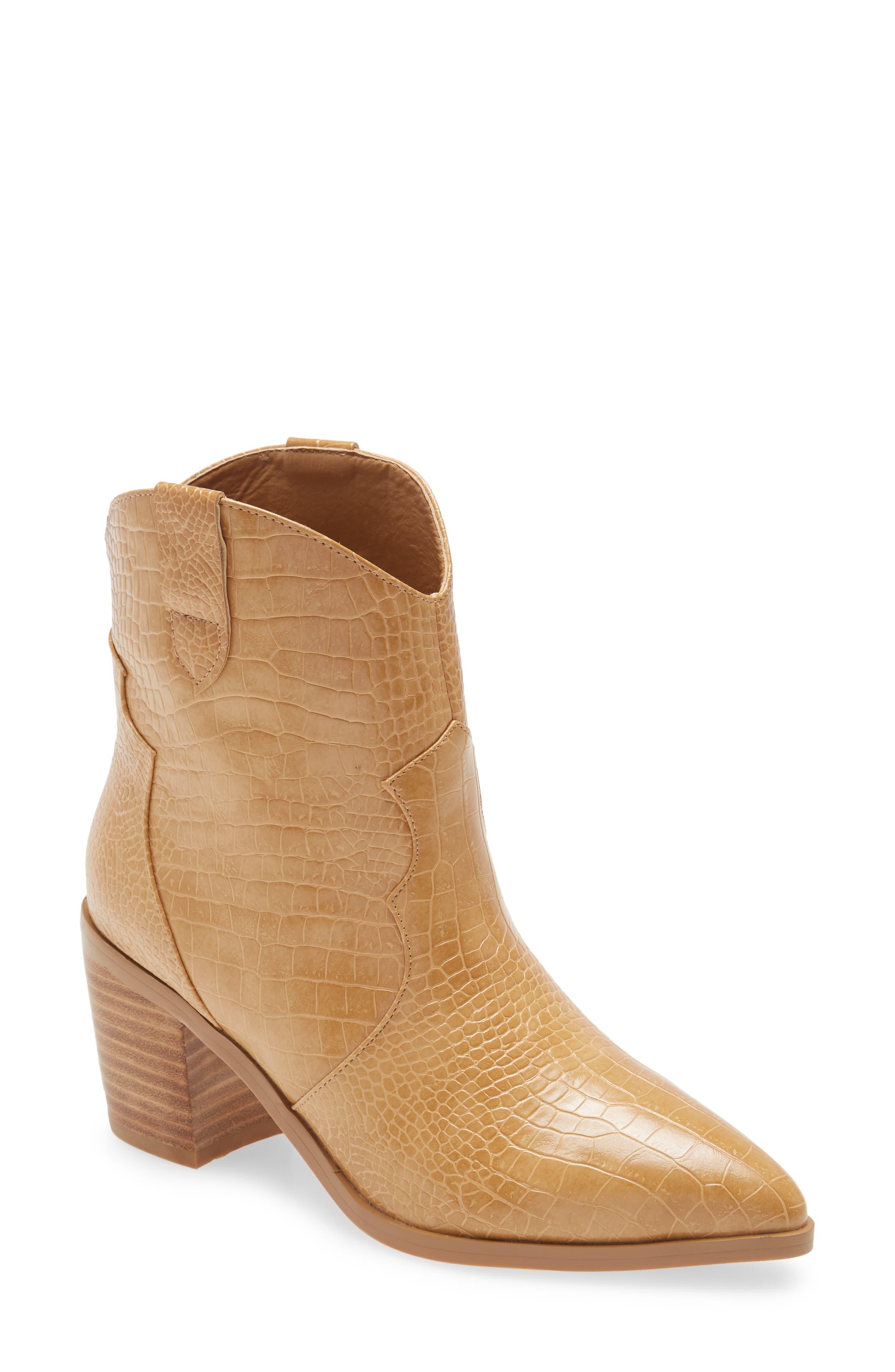 Nirvana Western Boot