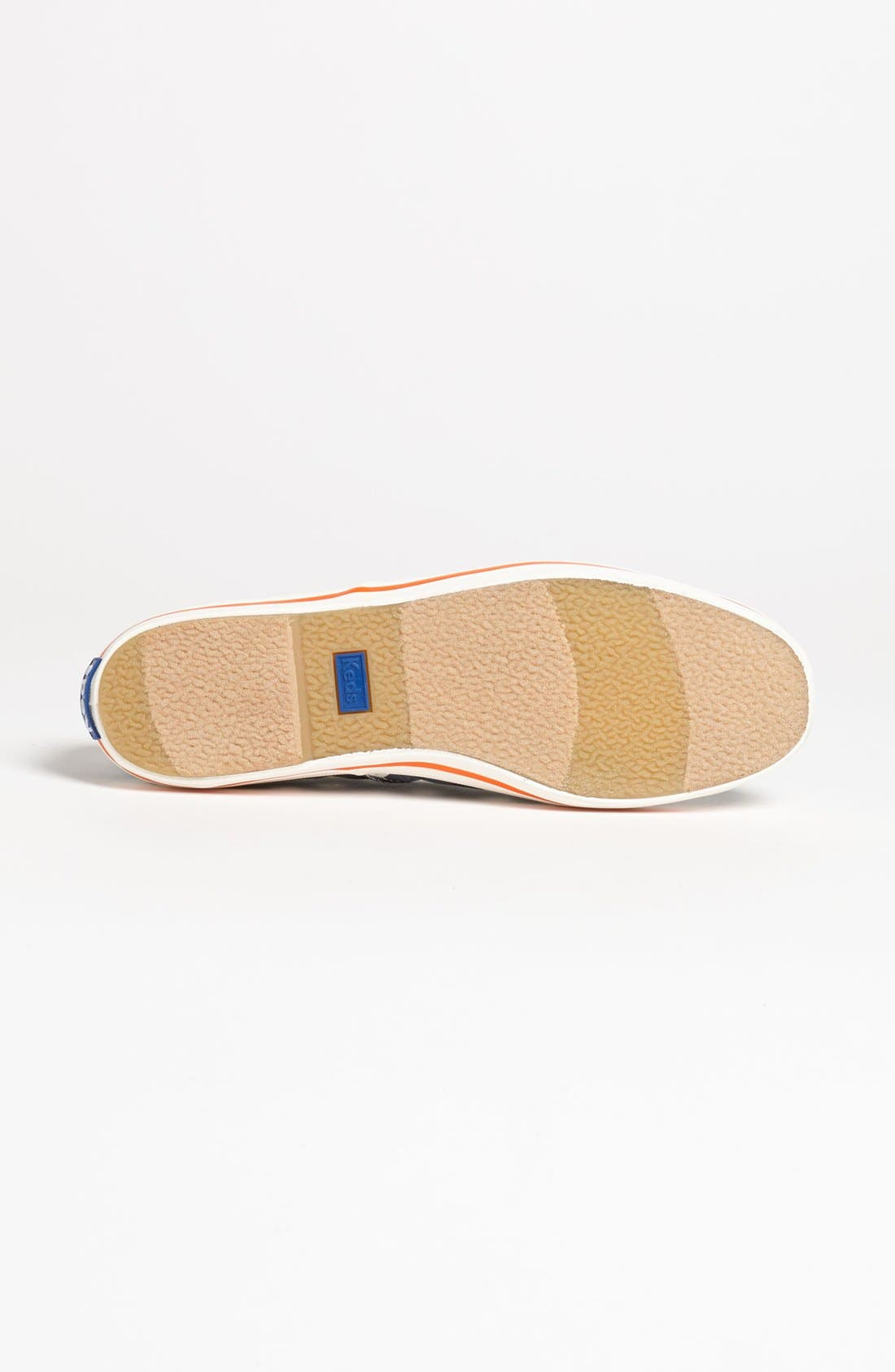 ,                             Keds<sup>®</sup> for kate spade new york 'kick' sneaker,                             Alternate thumbnail 7, color,                             410