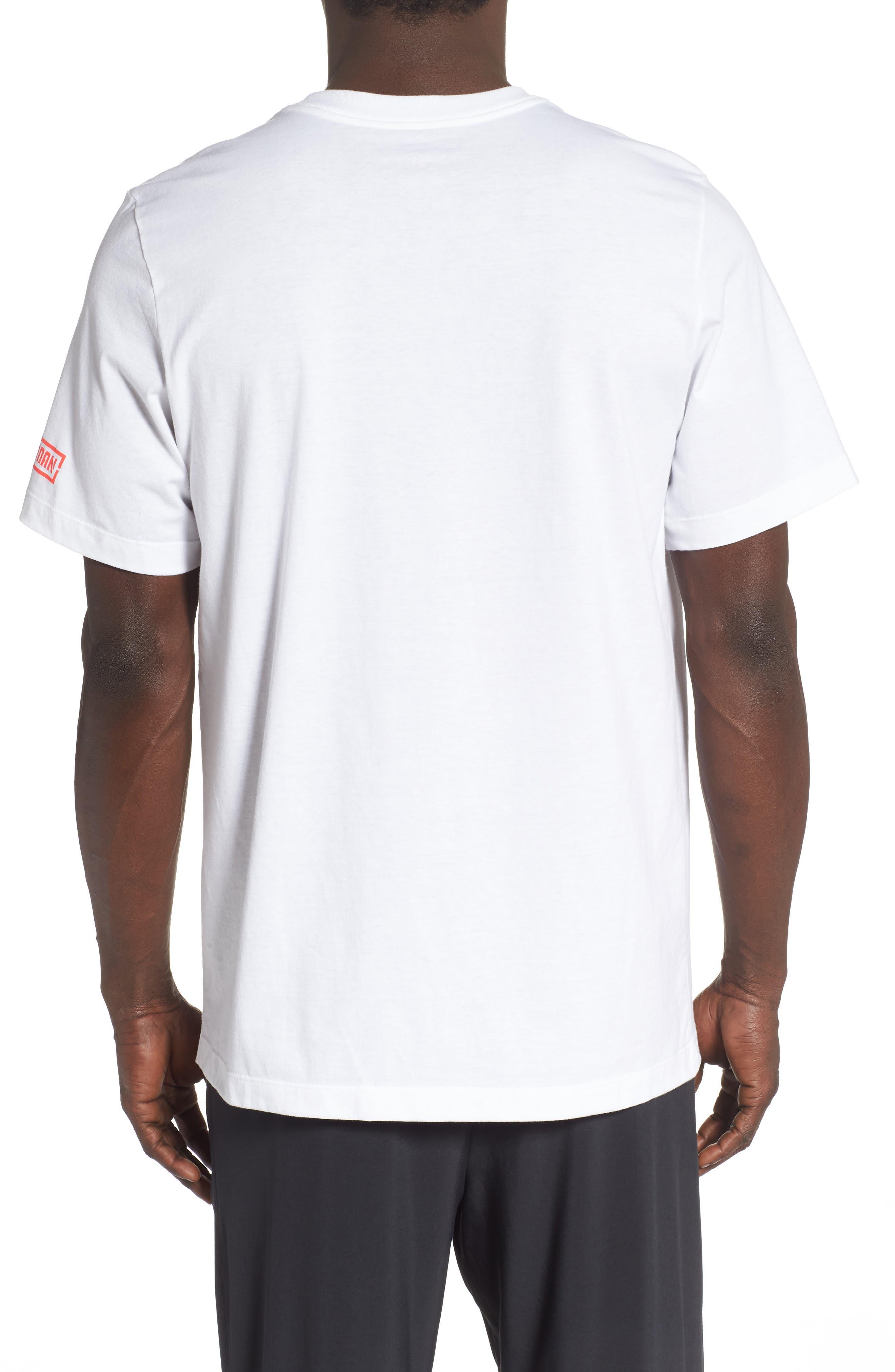 ,                             Camo Jumpman T-Shirt,                             Alternate thumbnail 9, color,                             100