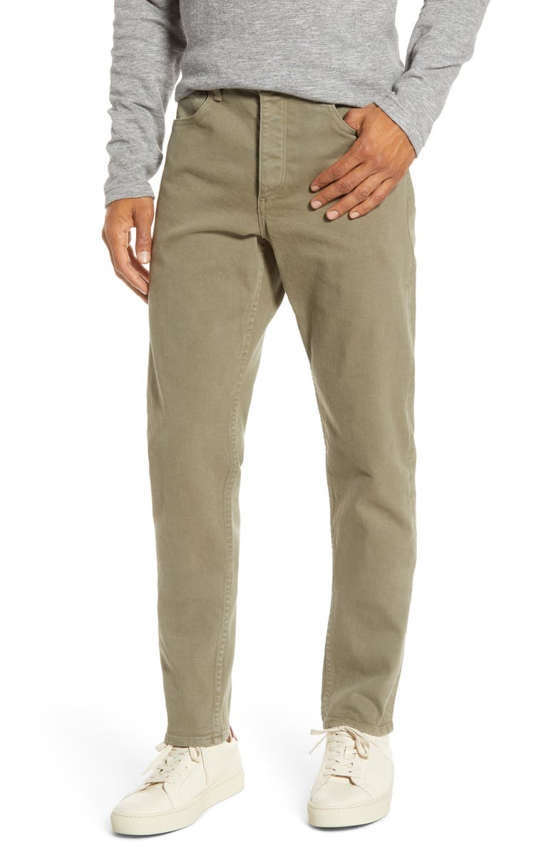 RAG & BONE Fit 2 Slim Fit Jeans, Main, color, DUSTY OLIVE