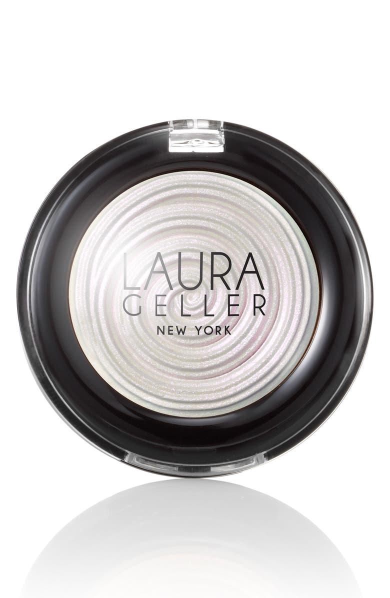LAURA GELLER BEAUTY Baked Gelato Swirl Illuminator, Main, color, DIAMOND DUST