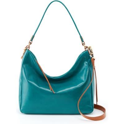 Hobo Delilah Convertible Hobo Bag - Blue/green