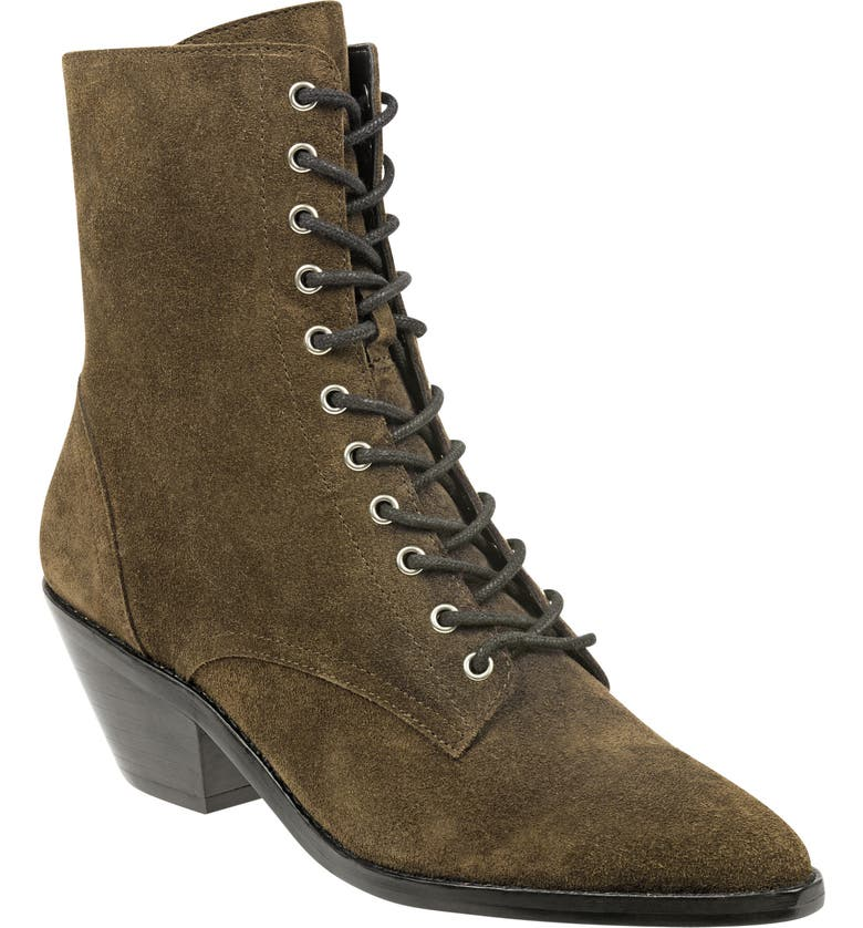 MARC FISHER LTD Bowie Lace-Up Boot, Main, color, 302