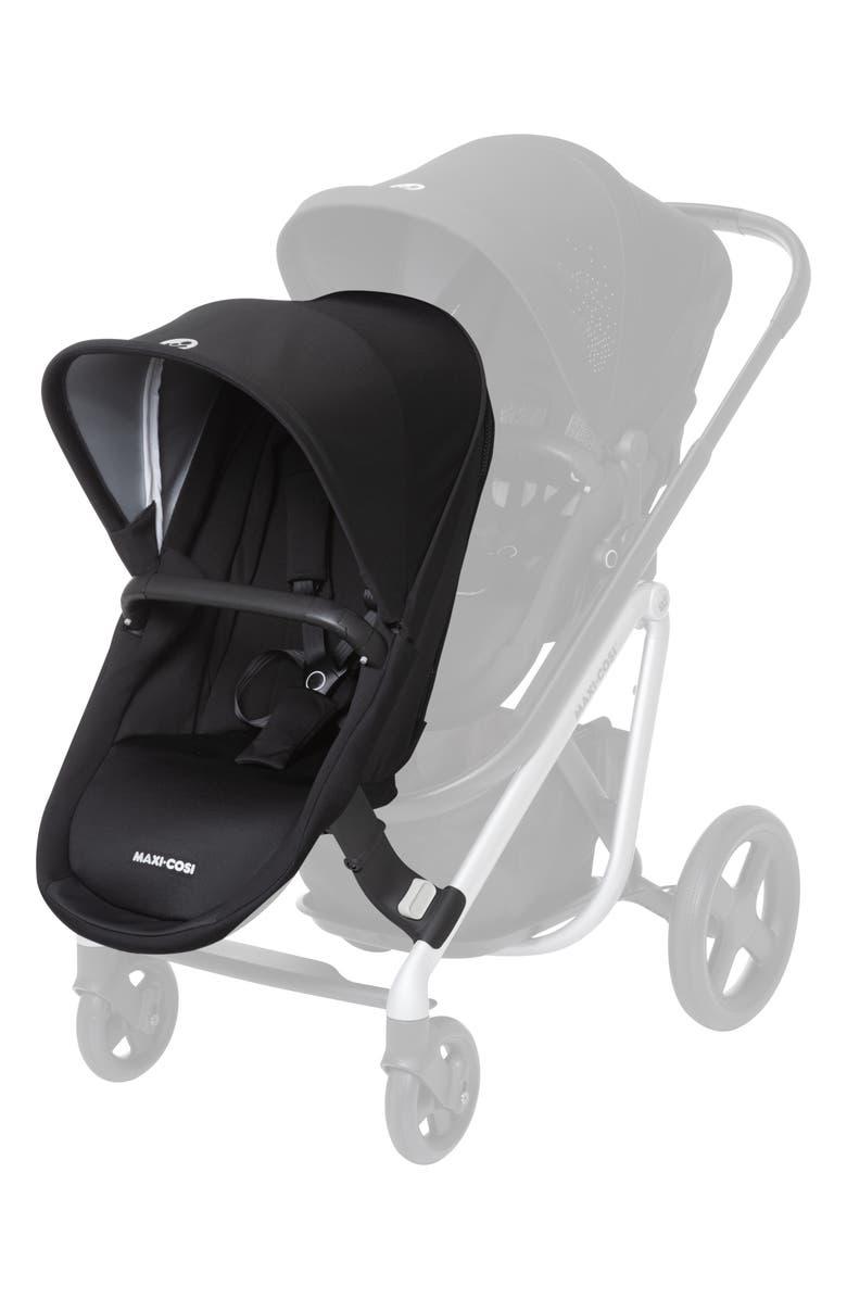 MAXI-COSI<SUP>®</SUP> Lila Duo Sibling Seat Kit, Main, color, NOMAD BLACK