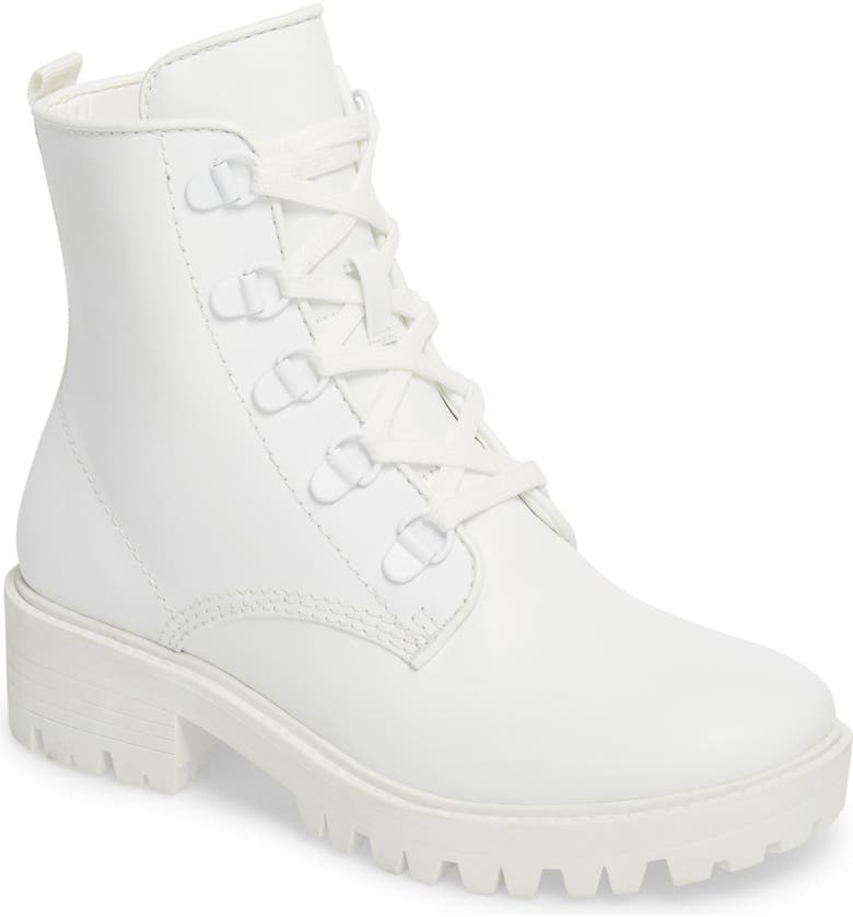KENDALL + KYLIE Military Boot, Main, color, 134