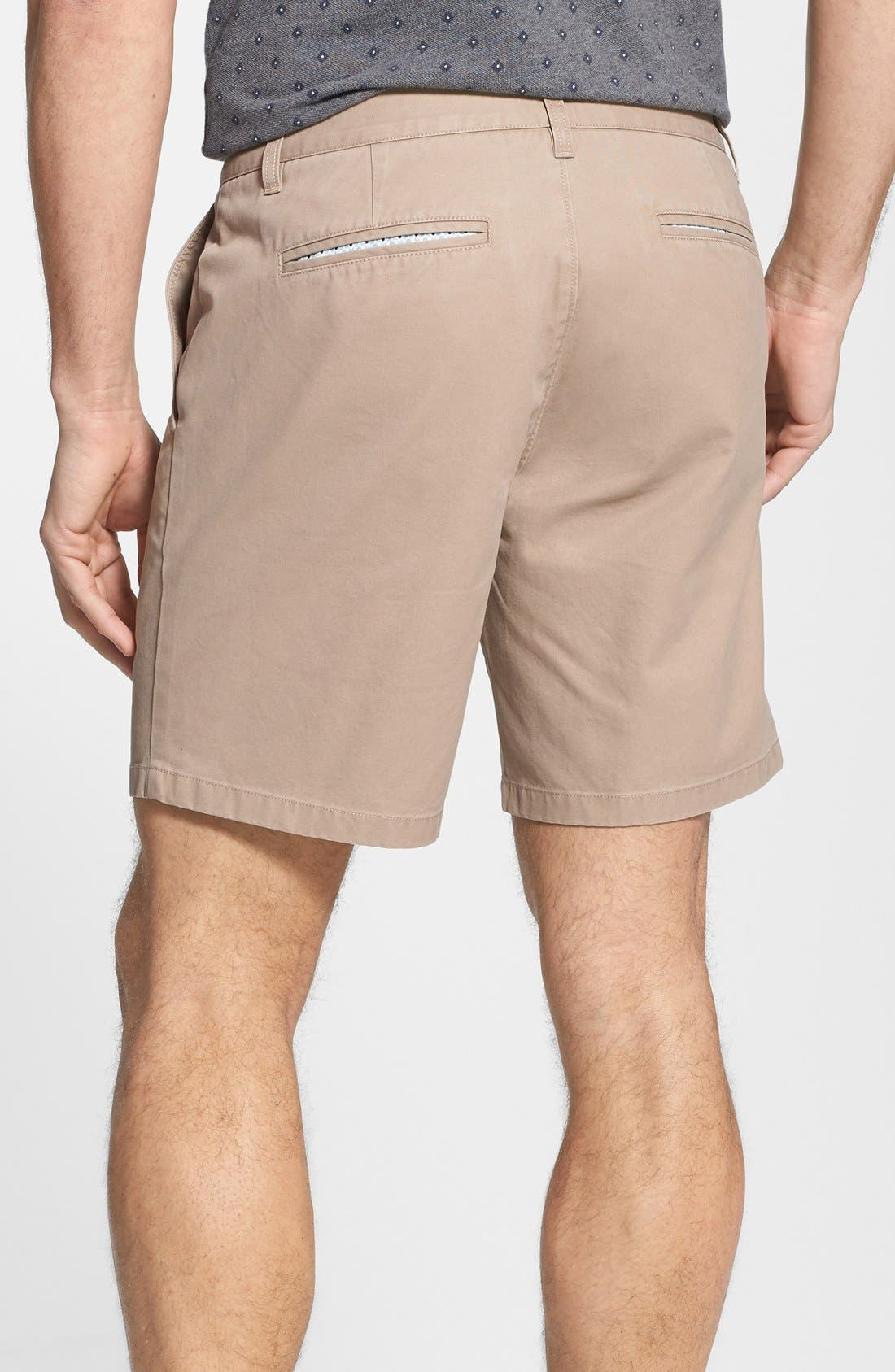 ,                             Washed Chino Shorts,                             Alternate thumbnail 33, color,                             280