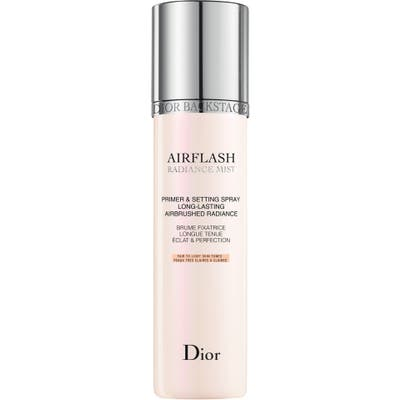 Dior Backstage Airflash Radiance Mist Primer & Setting Spray - 001 Radiance