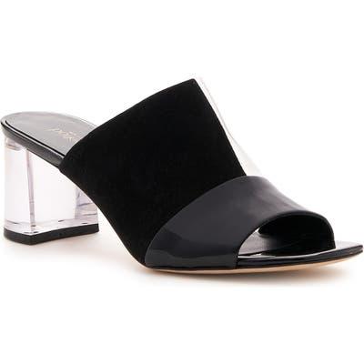 Botkier Decker Slide Sandal, Black