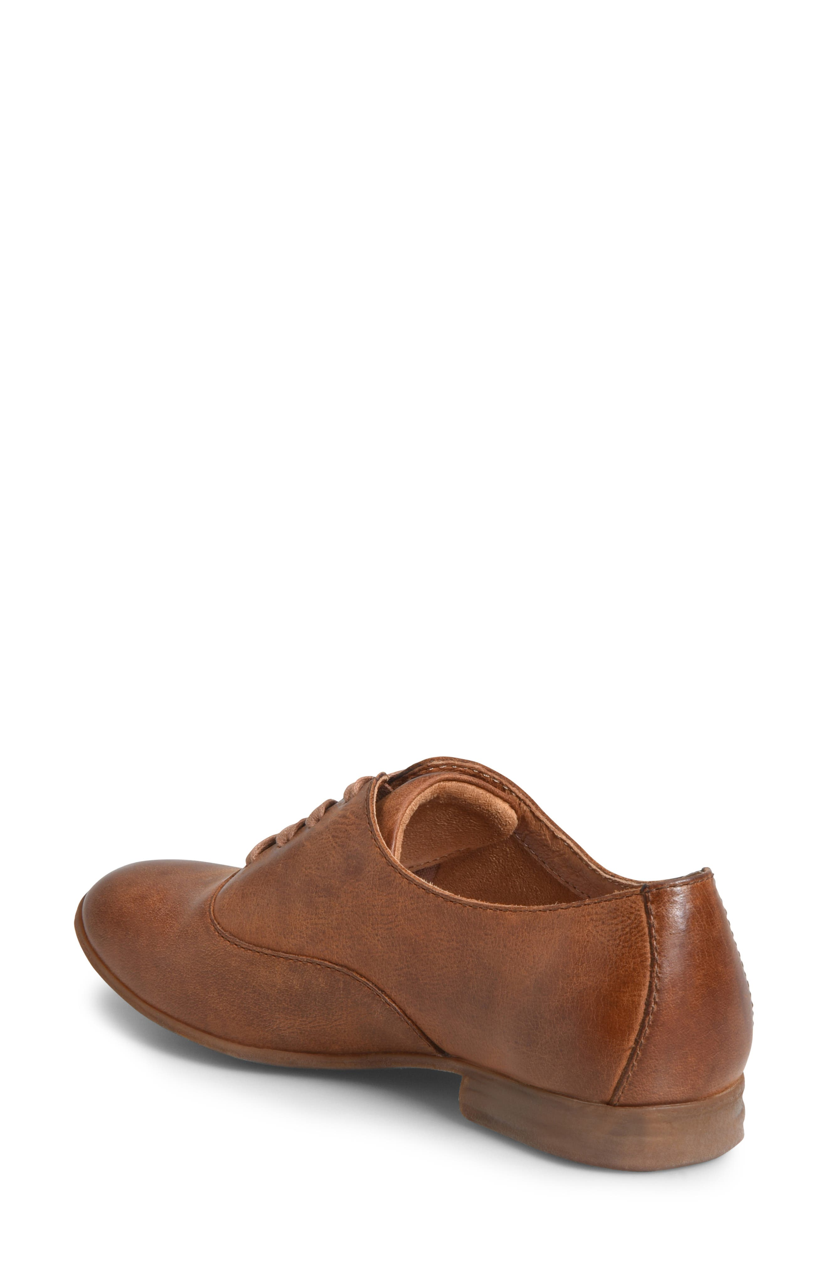 ,                             Gila Oxford,                             Alternate thumbnail 2, color,                             TAN LEATHER
