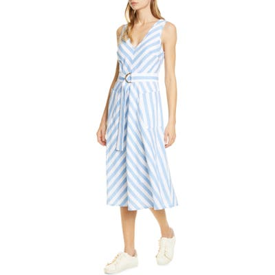 Kate Spade New York Deck Stripe Midi Dress