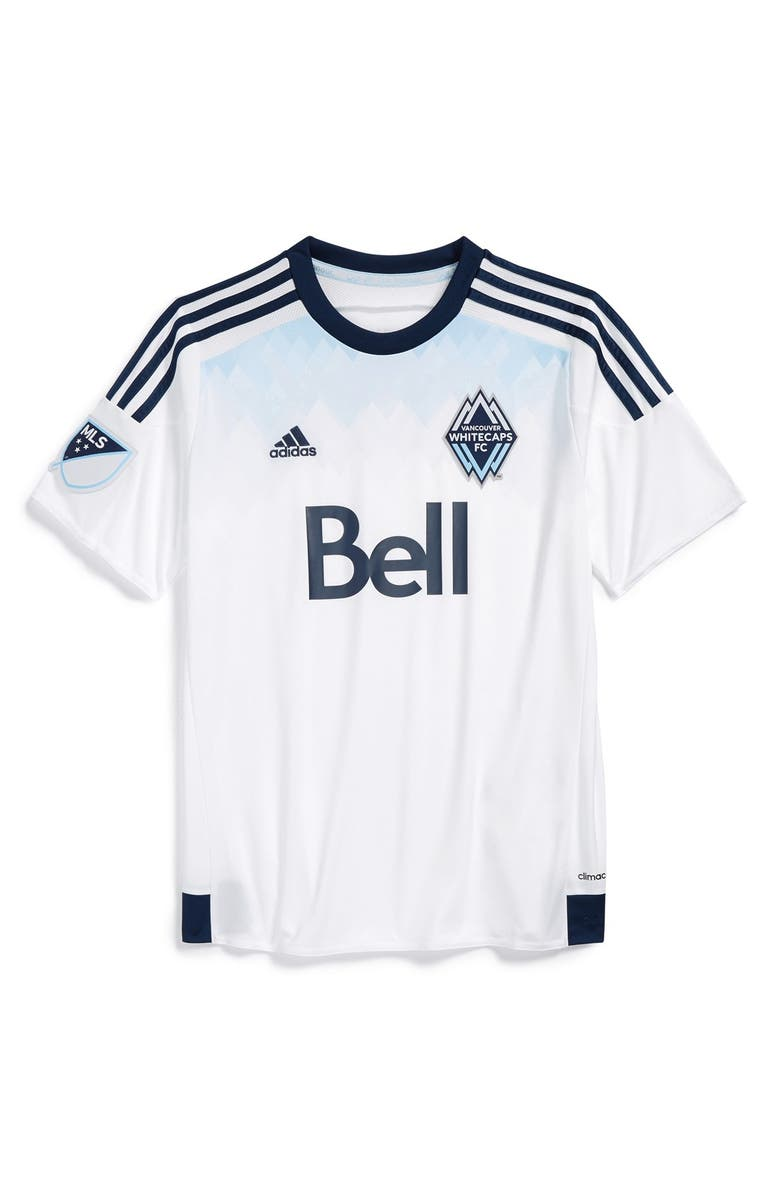 sale retailer a9cc2 aa265 adidas 'Vancouver Whitecaps FC' CLIMALITE® Home Soccer ...