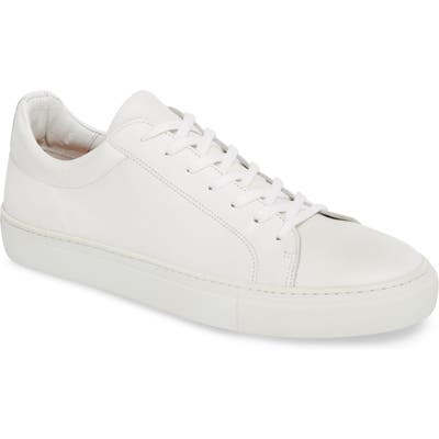 Supply Lab Damian Lace-Up Sneaker - White
