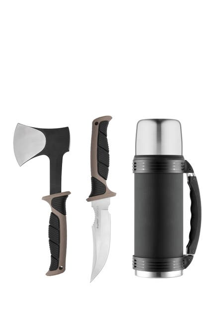 Image of BergHOFF Everslice 3-Piece Outdoor Utility Set