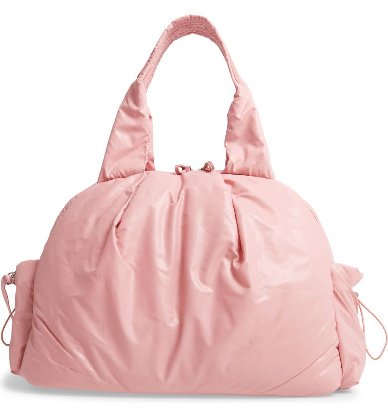 CARAA Nimbus Tote, Main, color, ROSE