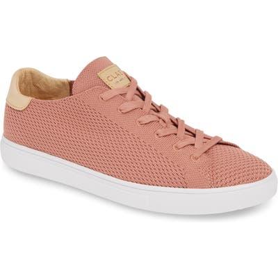 Clae Bradley Sneaker- Pink