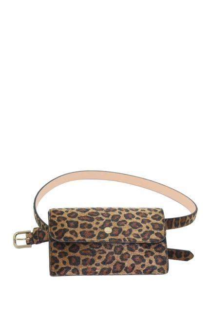 Image of Linea Pelle Hands Free Belt Bag