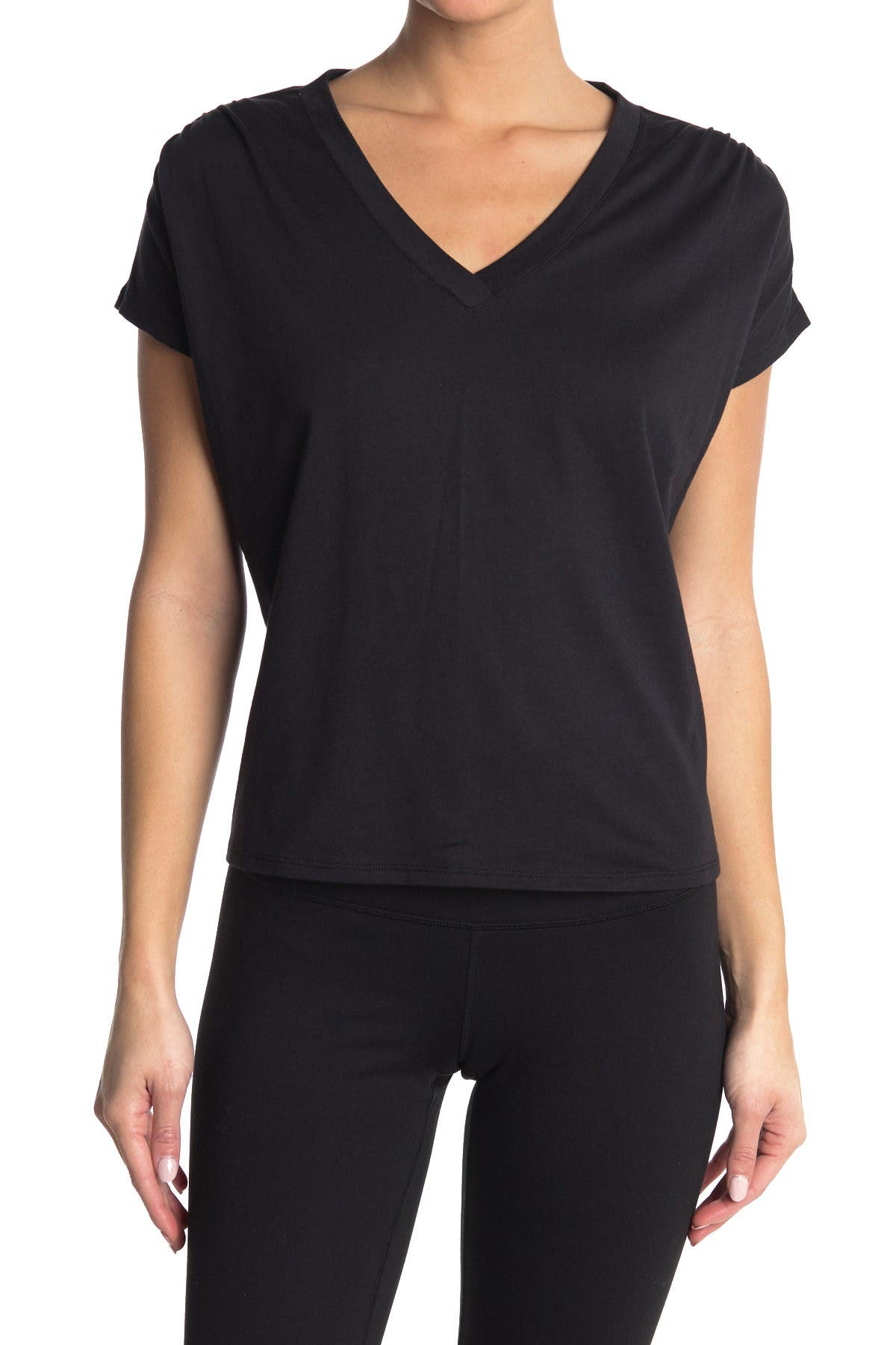 Image of Z By Zella Re-Gen V-Neck T-Shirt