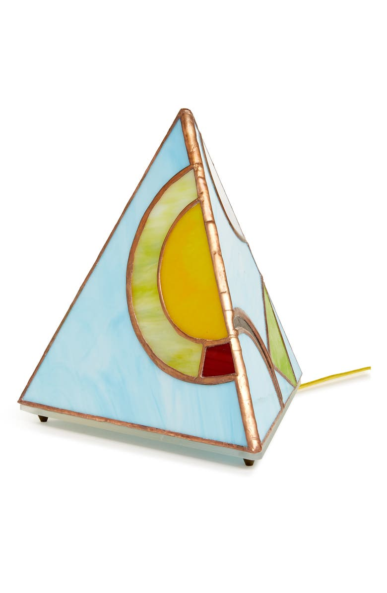 FRIEND OF ALL Pyramid Orbitz Lamp, Main, color, 440