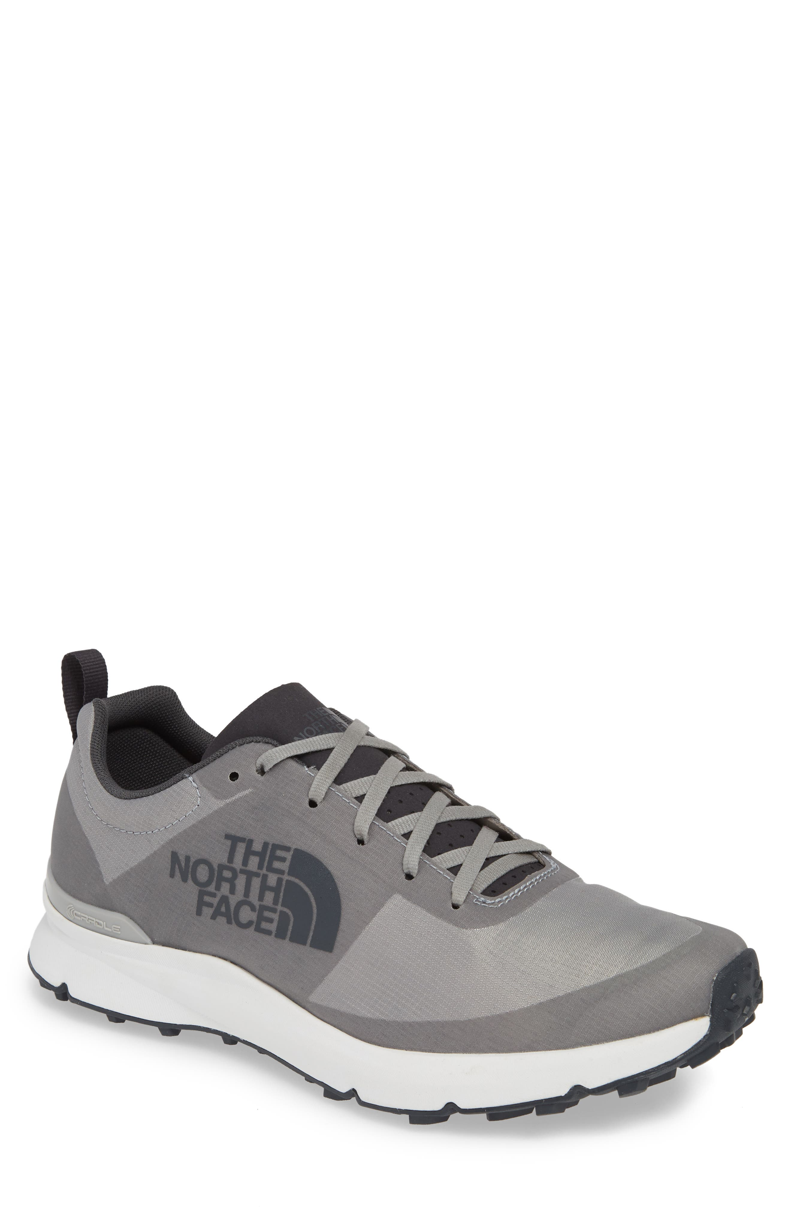 The North Face Milan Hiking Sneaker- Grey