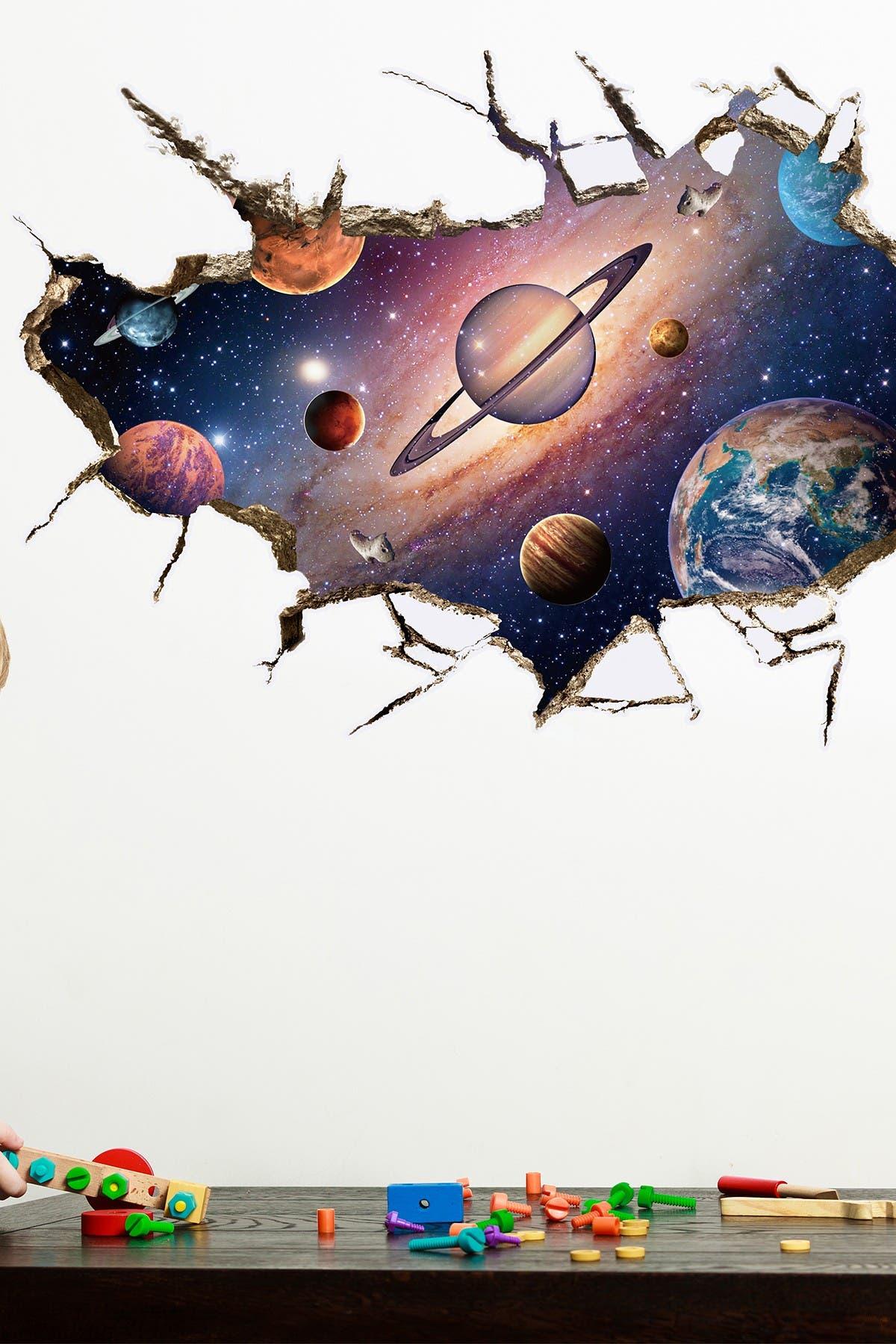 Image of WalPlus Solar system 3D Decal