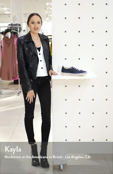Carla Lace-Up Sneaker, sales video thumbnail