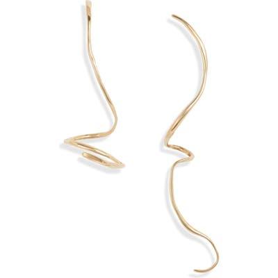 Faris Boa Mismatched Earrings