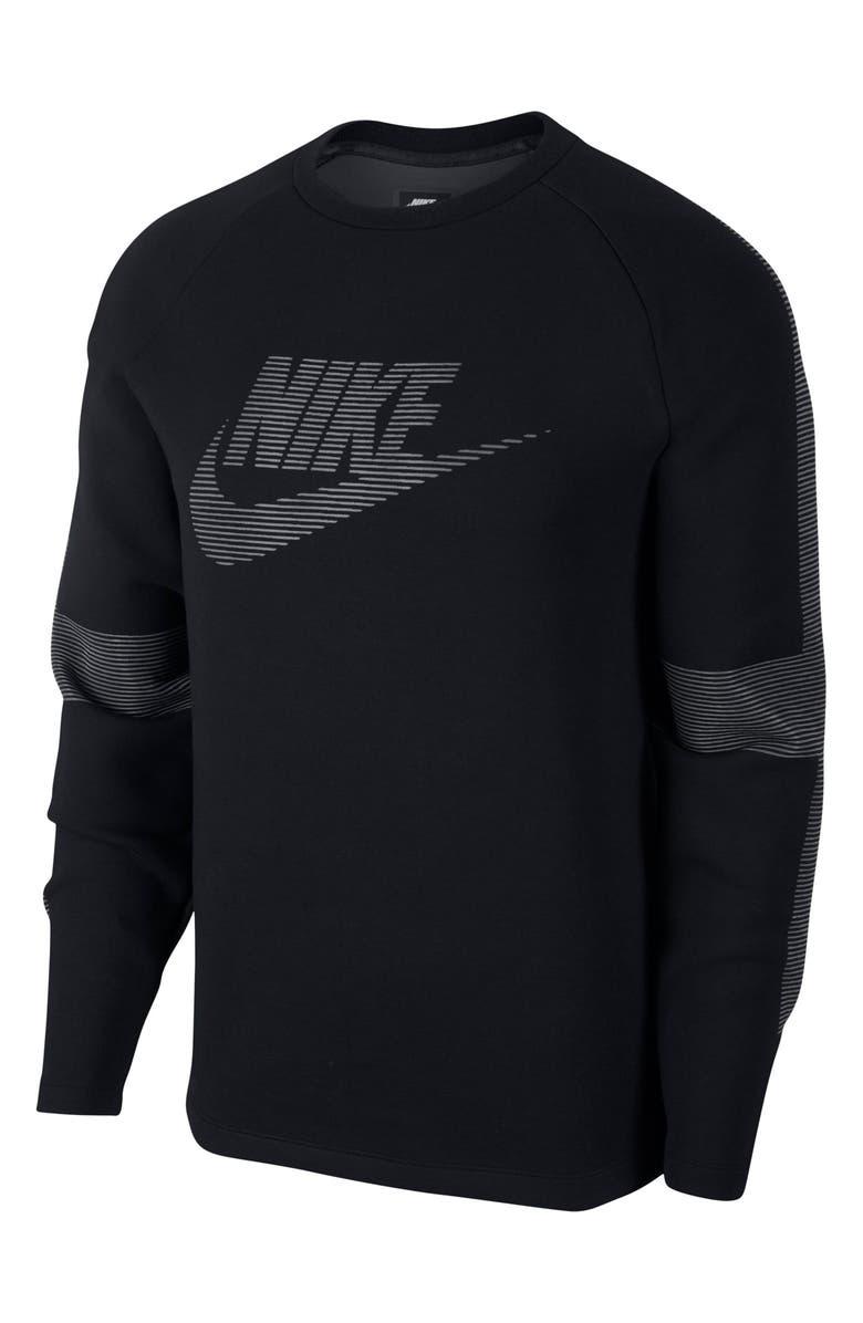 Tech Pack Crewneck Sweatshirt by Nike