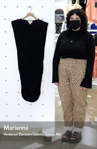 Strong Shoulder Body-Con Minidress, sales video thumbnail