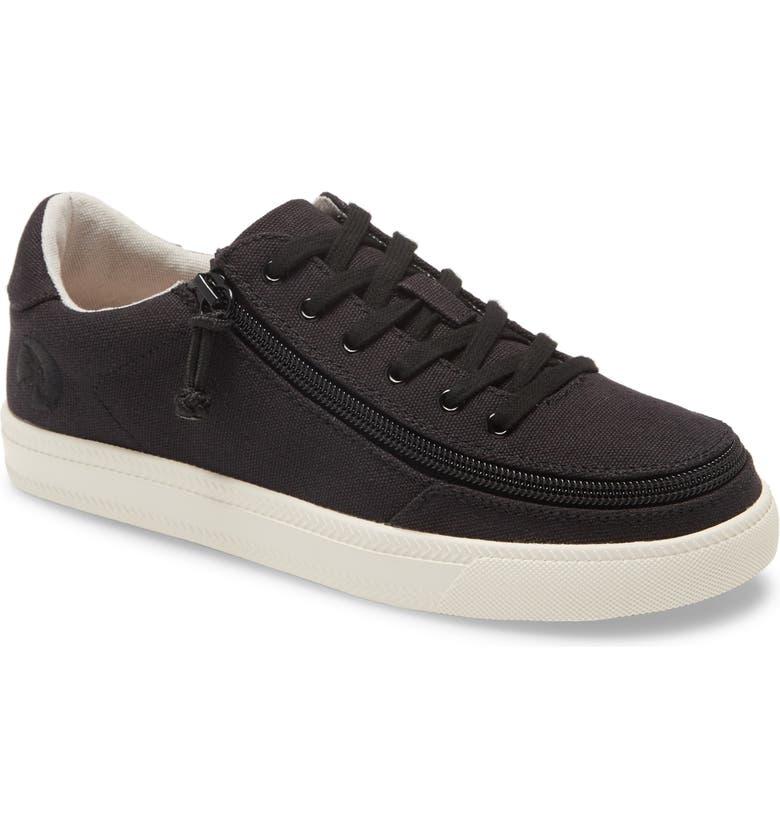 BILLY FOOTWEAR Classic Lo Sneaker, Main, color, BLACK