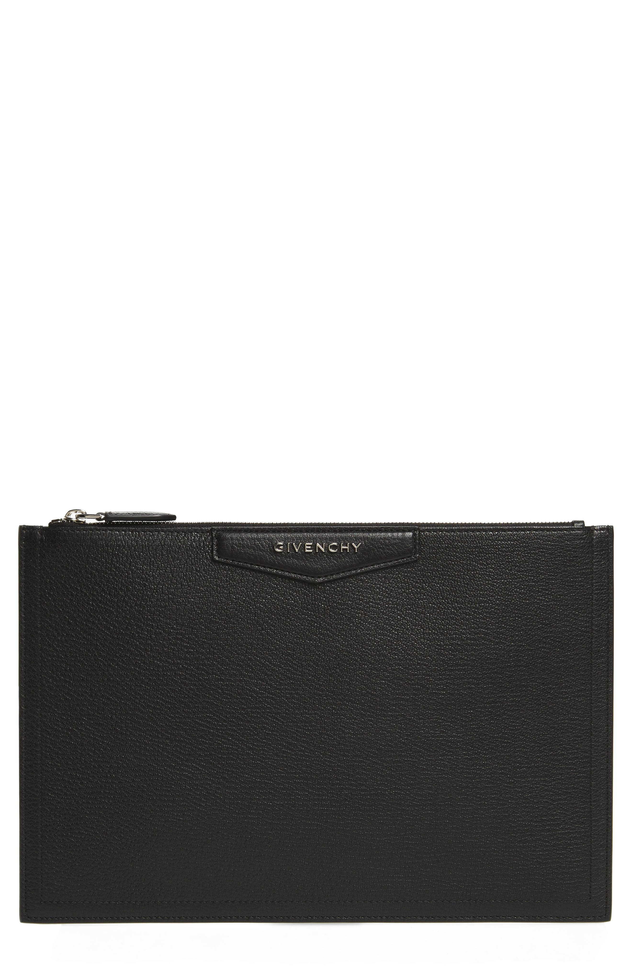 Givenchy Medium Antigona Leather Pouch | Nordstrom