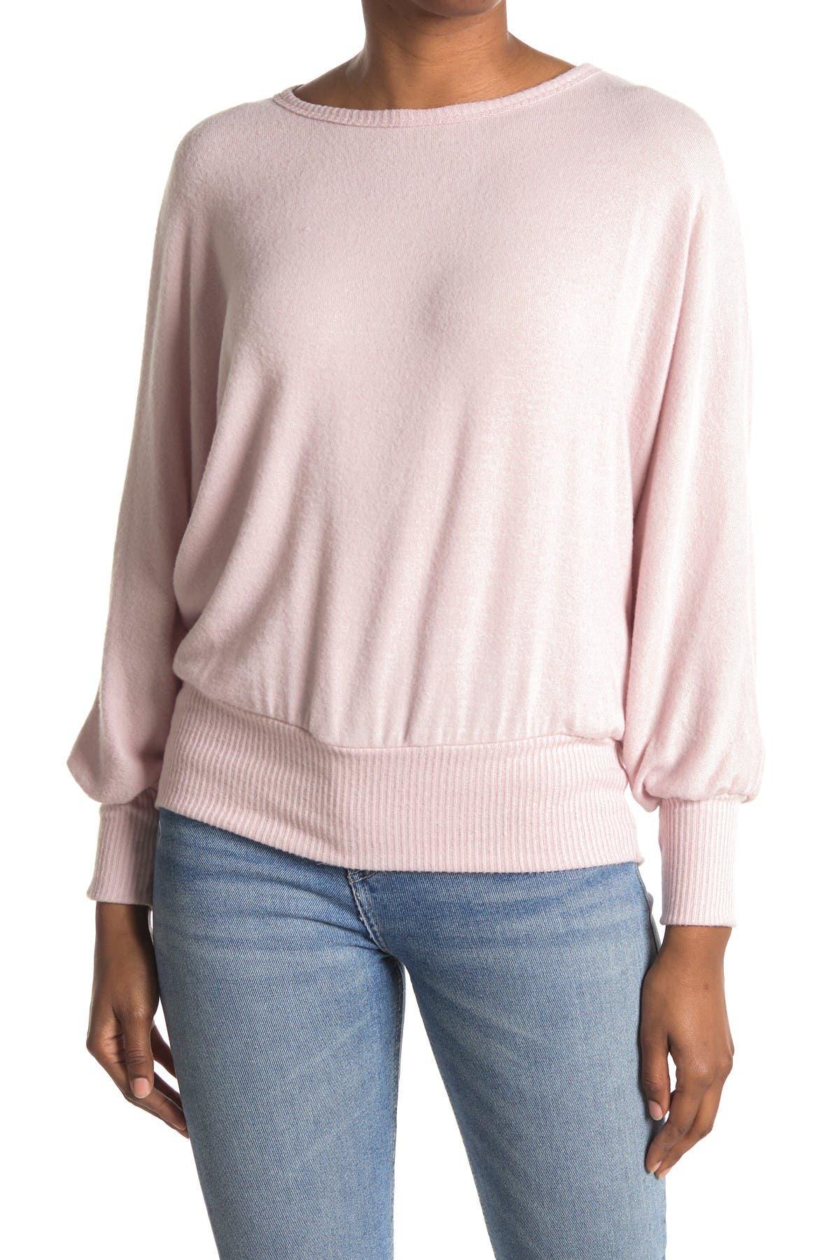 Image of Lush Long Sleeve Brushed Knit Top