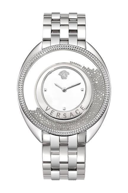 Image of Versace Women's Stainless Steel Bracelet Watch, 36mm