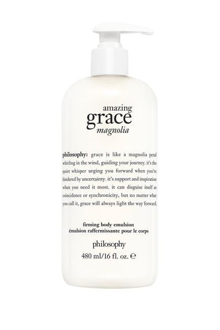 Image of philosophy Amazing Grace Magnolia Firming Body Emulsion